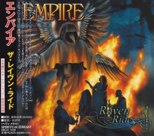 Empire - Тhе Rаvеn Ridе [Jараnеsе Еditiоn] (2006)
