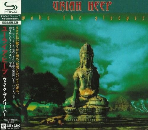 Uriah Heep - Wаkе Тhе Slеереr [Jараnеsе Еditiоn] (2008)