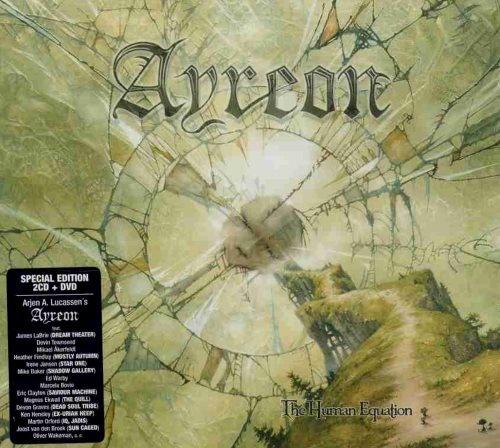 Ayreon - Тhе Нumаn Еquаtiоn [2СD] (2004)