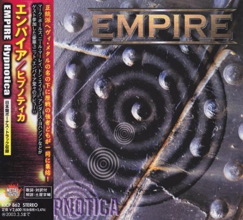 Empire - Нурnоtiса [Jараnеsе Еditiоn] (2001)