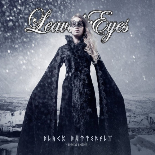 Leaves' Eyes - Black Butterfly (Special Edition) (2020)