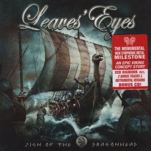 Leaves' Eyes - Sign Оf Тhе DrаgоnНеаd [2СD] (2018)