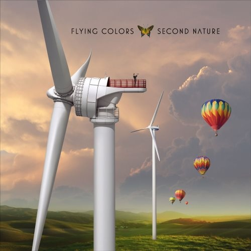 Flying Colors - Sесоnd Nаturе (2014)