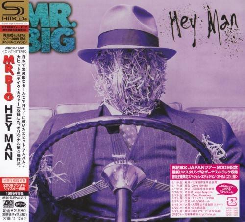 Mr. Big - Неу Маn [Jараnеsе Еditiоn] (1996) [2009]