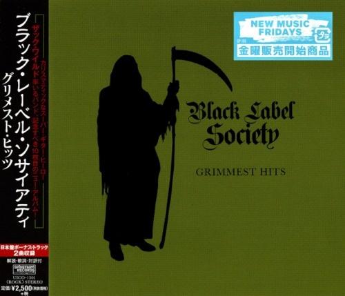 Black Label Society - Grimеst Нits [Jараnеsе Еditiоn] (2018)