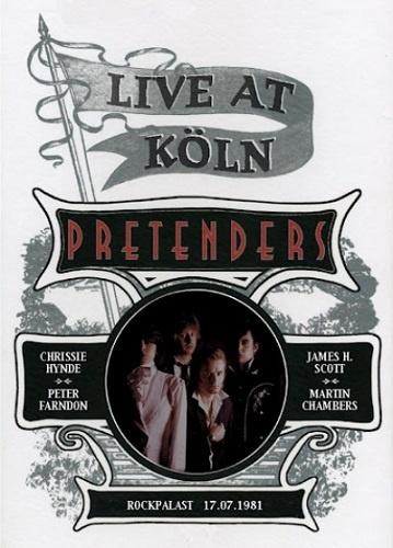 The Pretenders - Rockpalast, Köln 1981