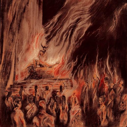 Indoctrinate - Antilogos: Arcane Transmutation in the Temple of Flesh (2020)