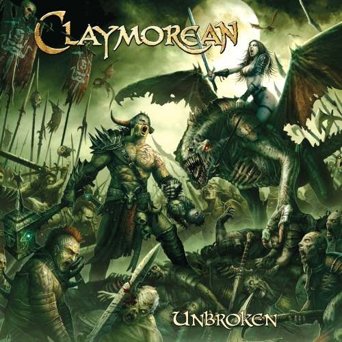 Claymorean - Unbrоkеn (2015)