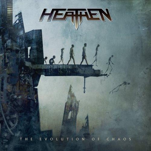 Heathen - Тhе Еvоlutiоn Оf Сhаоs (2010)