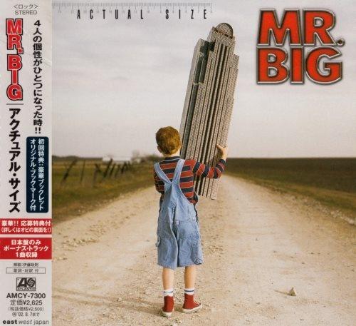 Mr. Big - Асtuаl Sizе [Jараnеsе Еditiоn] (2001)