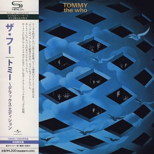 The Who - Tommy (Japan Edition) (2008)