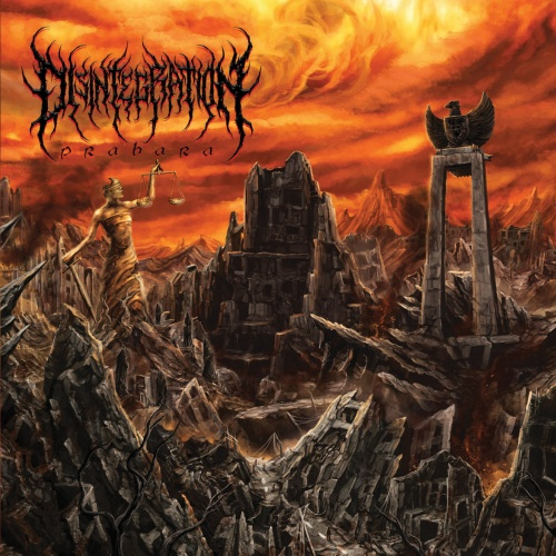 Disintegration - Prahara (2020)