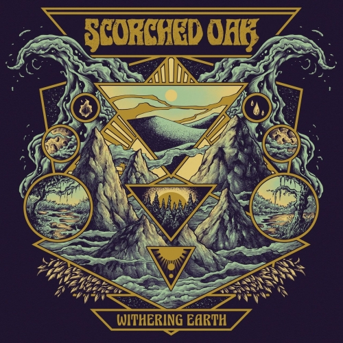 Scorched Oak - Withering Earth (2020)