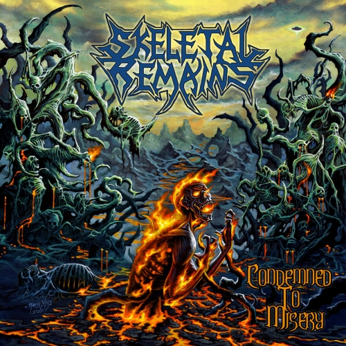 Skeletal Remains - Condemned To Misery (Remastered 2020)