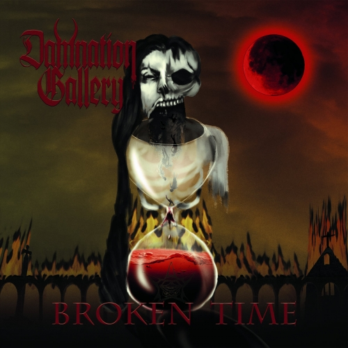Damnation Gallery - Broken Time (2020)