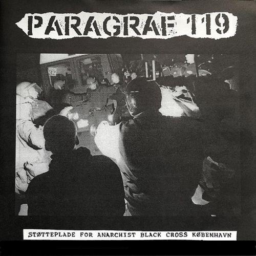 Paragraf 119 - Støtteplade For Anarchist Black Cross København (2020)