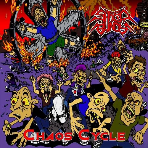 Shred Bundy - Chaos Cycle (EP) (2020)