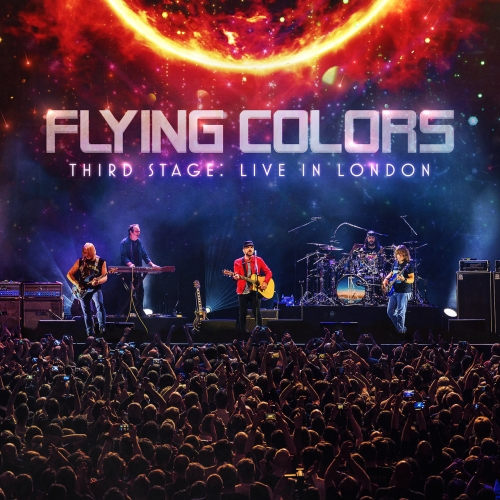 Flying Colors - Third Stage: Live In London (2020) + Blu-Ray + BD-Rip