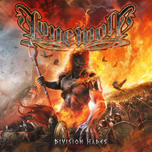 Lonewolf - Division Hades (2CD) (2020)