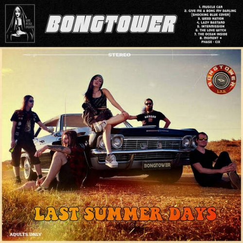 Bongtower - Last Summer Days (2020)