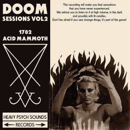 1782 & Acid Mammoth - Doom Sessions, Vol. 2 (2020)