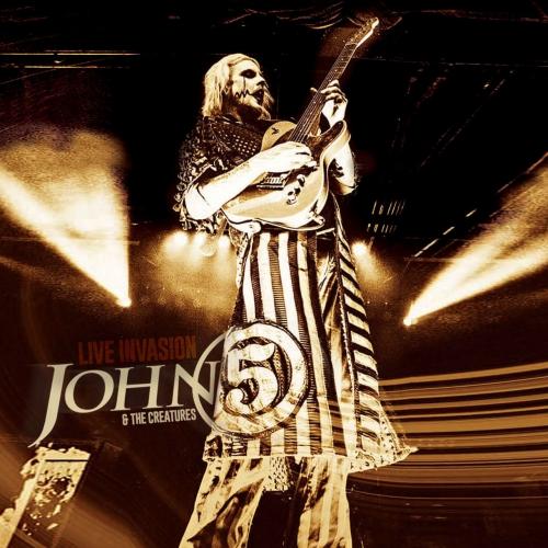 John 5 & The Creatures - Live Invasion (2020)