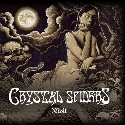 Crystal Spiders - Molt (2020)