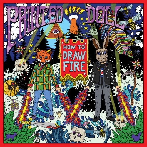Painted Doll - How to Draw Fire (2020)