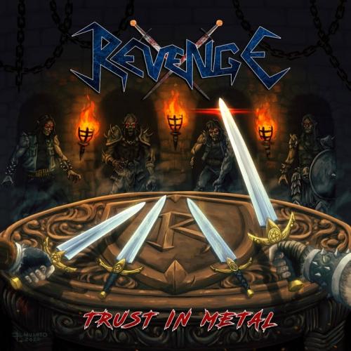 Revenge - Trust in Metal (2020)
