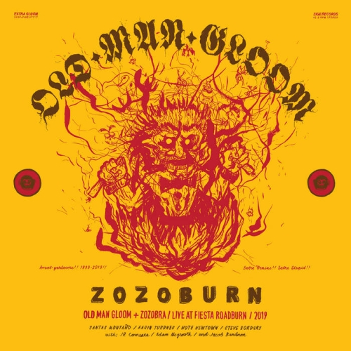 Old Man Gloom - ZOZOBURN: Old Man Gloom + Zozobra LIVE at Fiesta Roadburn (2020)