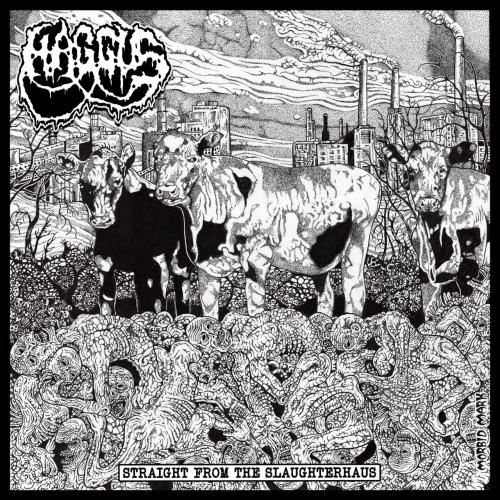 Haggus - Straight from the Slaughterhaus (2020)