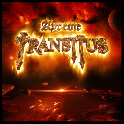 Ayreon - Transitus (4CD Limited Earbook) (2020) + Hi-Res