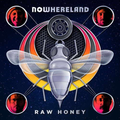 Nowhereland - Raw Honey (2020)