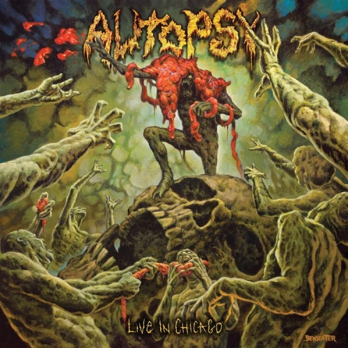 Autopsy - Live in Chicago (2020)
