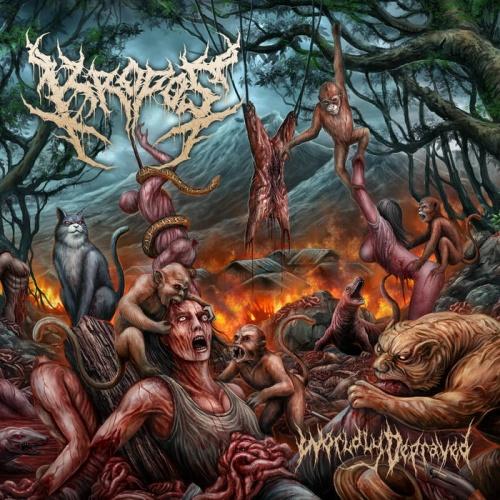 Kropos - Worldly Depraved (2020)