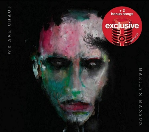 Marilyn Manson - WE ARE CHAOS (Target Edition) (2020)