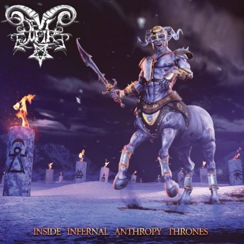 Devil Empire - Inside Infernal Anthropy Thrones (2019)