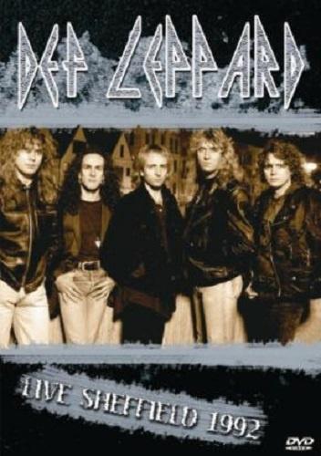 Def Leppard - Live Sheffield 1992 (1993) [DVDRip]