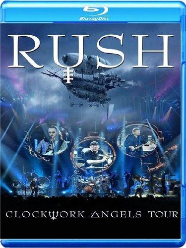 Rush - Clockwork Angels Tour (2013)