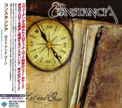 Constancia - Lоst аnd Gоnе [Jараnеsе Еditiоn] (2009)