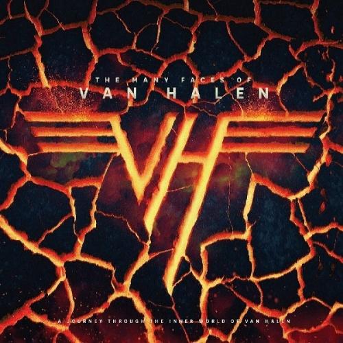 VA - The Many Faces Of Van Halen - A Journey Through The Inner World Of Van Halen (2019)