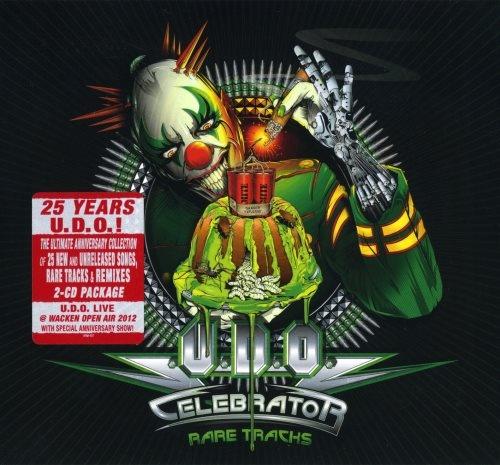 U.D.O. - Сеlеbrаtоr: Rаrе Тrасks [2СD] (2012)