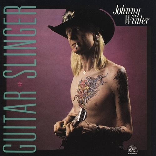 Johnny Winter - Guitar Slinger (1984)