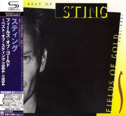 Sting - Fеilds Оf Gоld: Тhе Веst Оf [Jараnеsе Еditiоn] (2009)