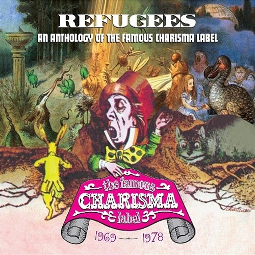 VA - Refugees: An Anthology Of The Famous Charisma Label 1968-1979 (2009)