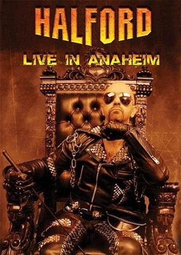 Halford - Live In Anaheim (2010)