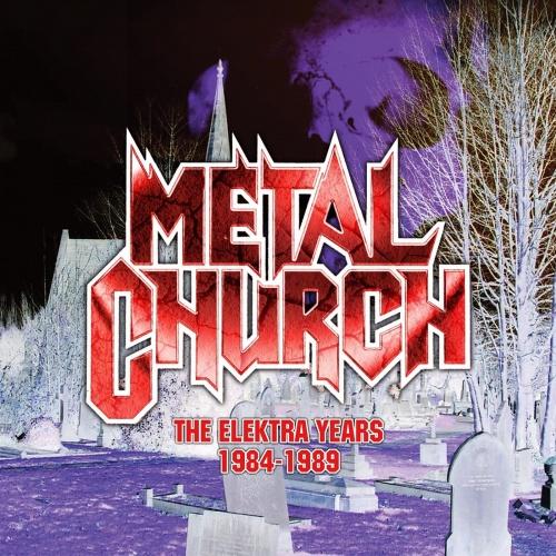 Metal Church – The Elektra Years 1984-1989, (Box-Set 2020)