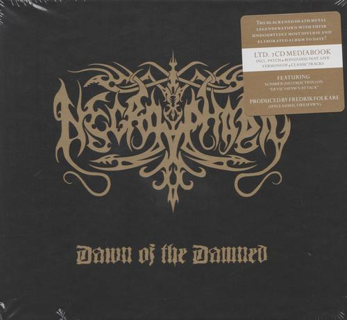 Necrophobic - Dawn of the Damned (2 CD Limited Edition) (2020)