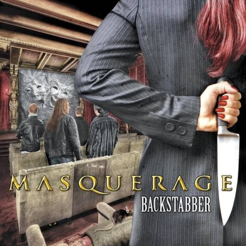 Masquerage - Васkstаbbеr (2012)