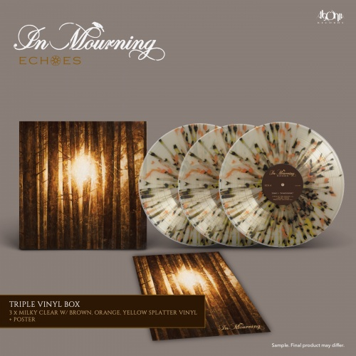 In Mourning - Echoes [2020] [Anthology]